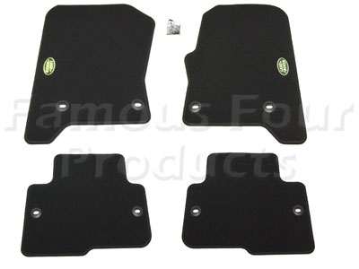 Picture of FF004178 - Carpet Footwell Mat Set