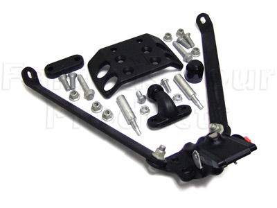 Multi-Height 2-bolt type Towbar Kit