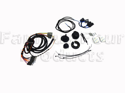 13-pin Euro type Electrics Kit