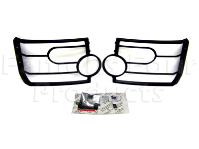 Picture of FF004199 - Front Lamp Guards