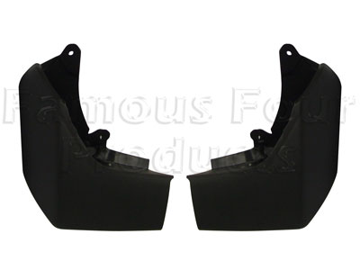 Picture of FF004203 - Front Mudflap Kit