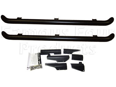Picture of FF004205 - Tubular Sill Protection Bars