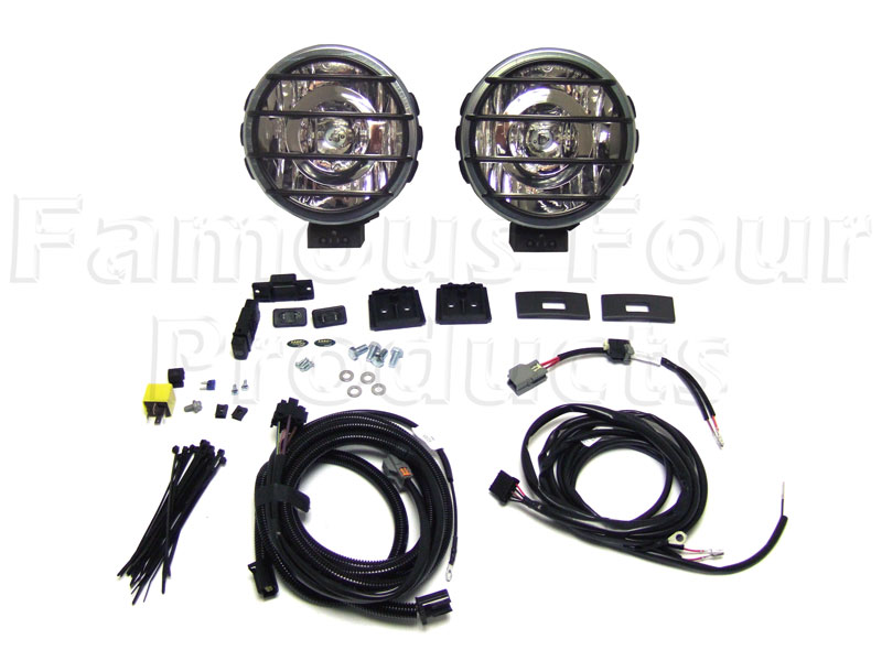 Picture of FF004207 - Driving Lamp Kit