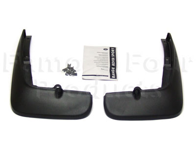 Picture of FF004212 - Front Mudflap Kit