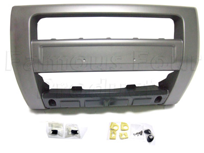 Picture of FF004216 - Polymer Front Bumper Protection Bar