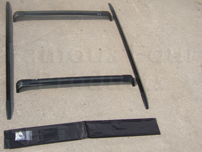 Roof Rail and Cross Bar Kit