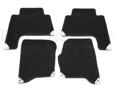 Carpet Mat Set