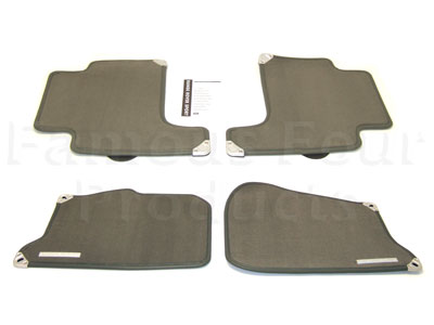 Picture of FF004224 - Carpet Mat Set