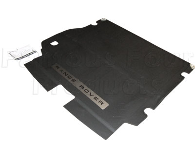 Picture of FF004228 - Rubber Loadspace Floor Mat