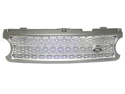 Picture of FF004246 - Front Grille - Supercharged