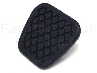 Picture of FF004255 - Pedal Rubber - Brake & Clutch