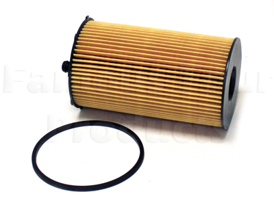 Picture of FF004299 - Oil Filter Element