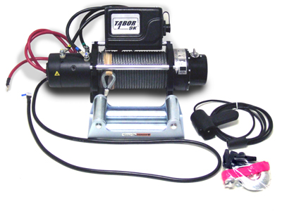 Picture of FF004317 - Tabor 8K Winch 12 Volt