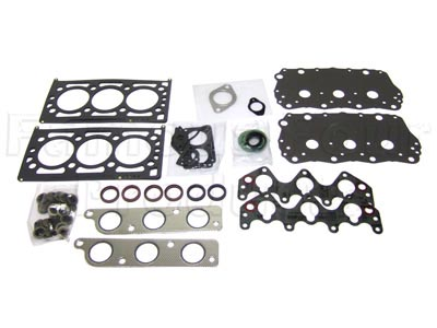 Head Gasket Overhaul Set - all required gaskets & seals inc. Head Gaskets -  -