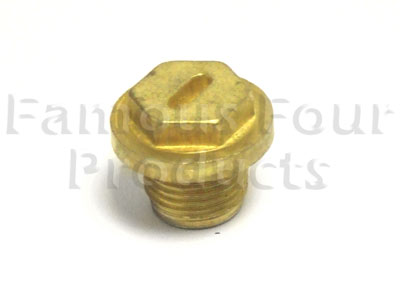 Picture of FF004340 - Radiator Filler Plug