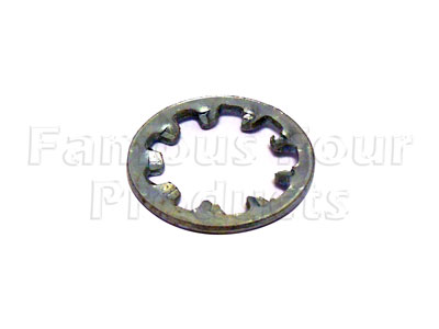 Picture of FF004392 - Serrated Lock Washer fo Flexi-Hose