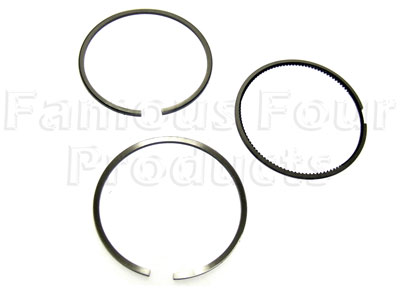 Picture of FF004432 - Piston Ring Set