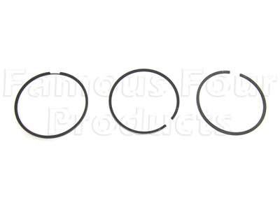 Picture of FF004437 - Piston Ring Set