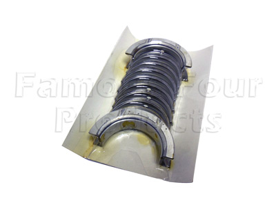 Crank Main Bearings -  -