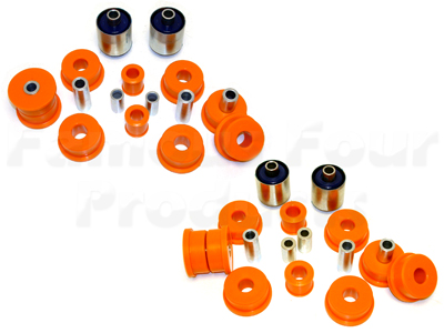 Picture of FF004460 - Polyurethane Chassis Bush Kit