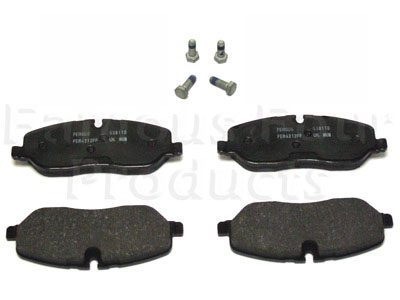 Picture of FF004464 - Brake Pads