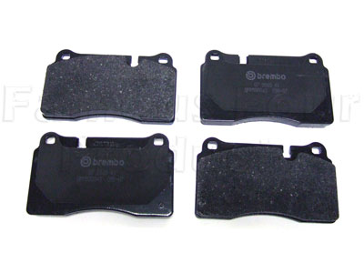 Picture of FF004465 - Brake Pads