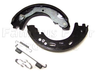 Picture of FF004466 - Handbrake Shoes