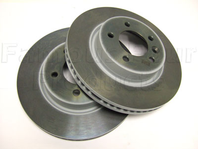 Picture of FF004468 - Brake Disc