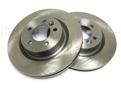 Picture of FF004469 - Brake Disc