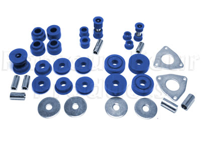 Picture of FF004490 - Polyurethane Chassis Bush Kit (Radius Arms & Panhard Rod)