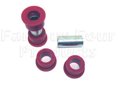 Picture of FF004502 - Polyurethane Panhard Rod Bush Kit