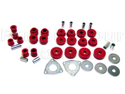 Picture of FF004505 - Polyurethane Chassis Bush Kit (Radius Arms & Panhard Rod)