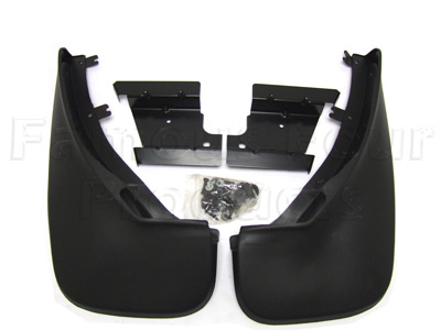 Picture of FF004509 - Mudflap Kit