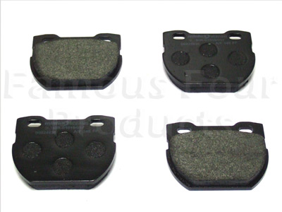 Picture of FF004603 - Rear Brake Pads