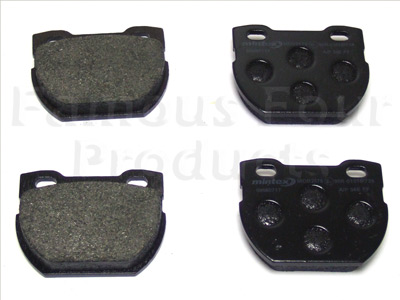 Picture of FF004604 - Rear Brake Pads