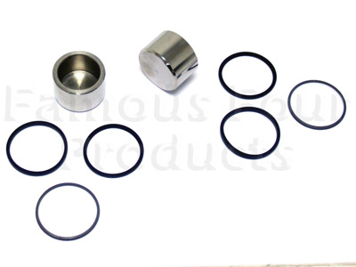 Caliper Pistons with Seal Kit