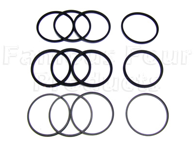 FF004657 - Caliper Piston Seal Kit - Land Rover 90/110 and Defender