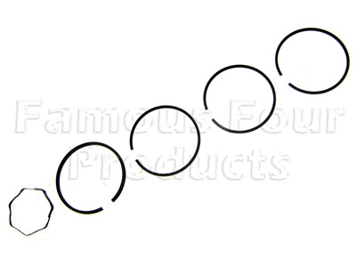 Picture of FF004674 - Piston Ring Set