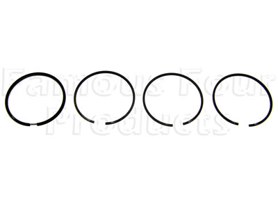 Picture of FF004676 - Piston Ring Set