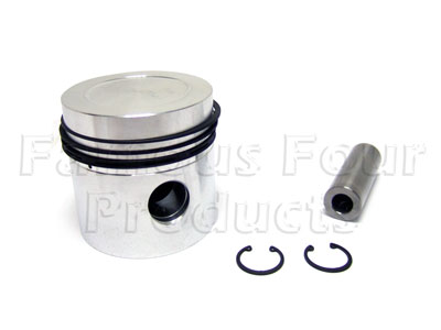 Picture of FF004712 - Piston & Ring Assy.