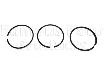 Picture of FF004715 - Piston Ring Set