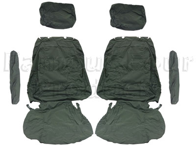 Picture of FF004731 - FRONT Waterproof Seat Covers