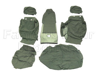 Picture of FF004734 - REAR Waterproof Seat Covers