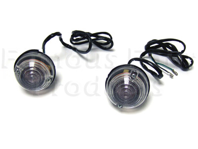 Picture of FF004751 - WHITE LIGHT Rear Indicator Lamp Conversion Kit