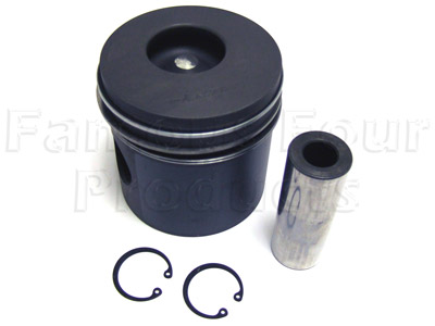 Picture of FF004760 - Piston & Ring Assy.