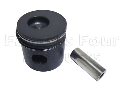 Picture of FF004762 - Piston & Ring Assy.