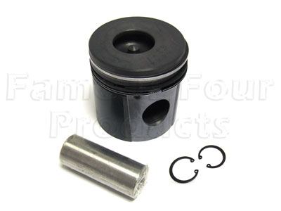 Picture of FF004763 - Piston & Ring Assy.