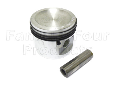 Picture of FF004767 - Piston & Ring Assy.