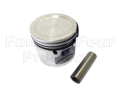 Picture of FF004769 - Piston & Ring Assy.