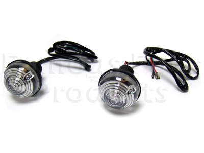 Picture of FF004809 - WHITE LIGHT Rear Stop/Tail Lamp Conversion Kit